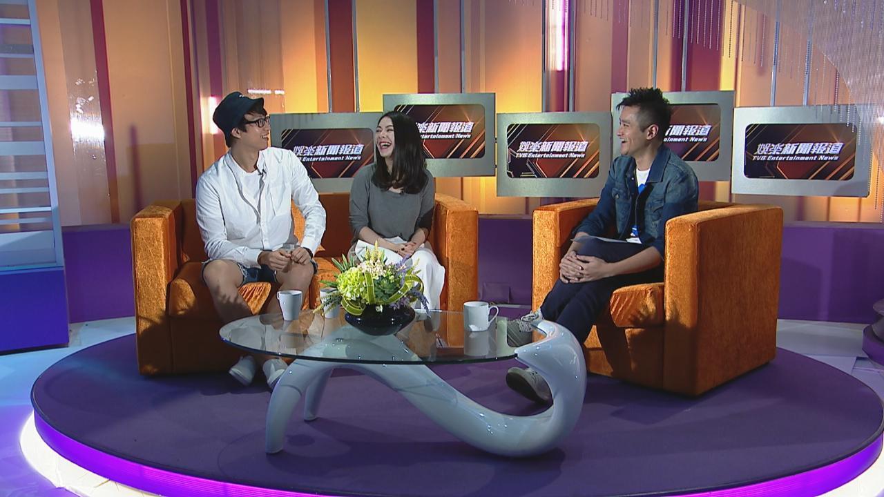 吳業坤JW跨公司製作合唱歌MV派台兩星期破百萬點擊率