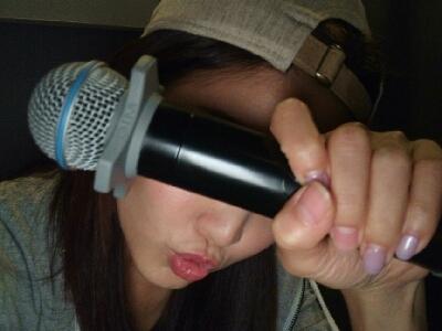 我要唱歌啦!!!