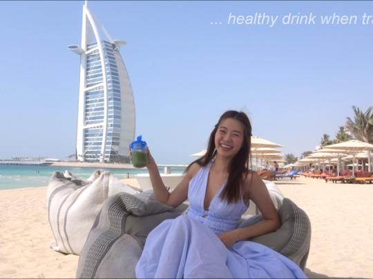 健康美顏飲品 Health & Beauty superdrink!