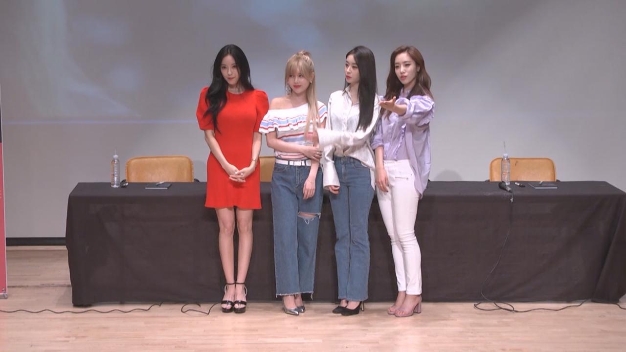 相隔五年再奪音樂節目榜首 T-ara風騷出席簽名會