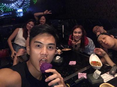 生日K +超級巨聲4 reunion!! Special guest: Karl+Eunice