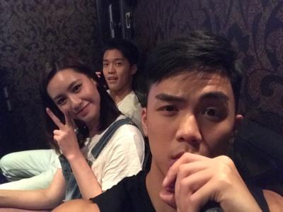 生日K+ 超級巨聲4reunion with Karl&Eunice