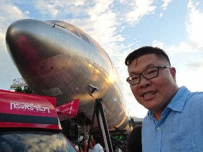 曼谷最新飛機場:飛機市場