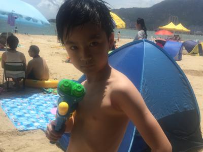 2017-06-25 ?️祉丞在沙灘直播