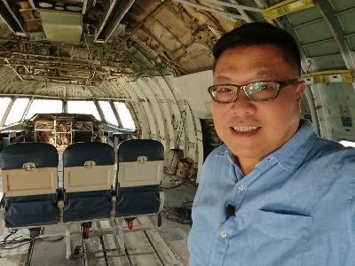 曼谷最新飛機場: 飛機市場的第三段片!