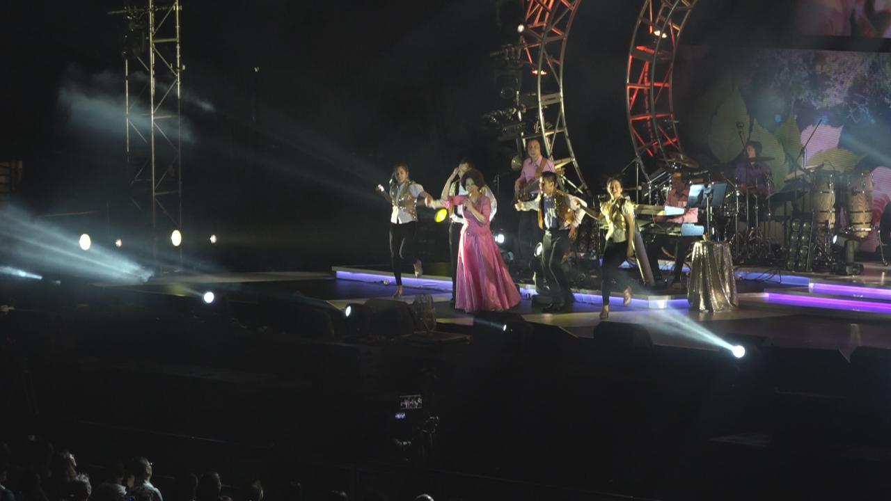 (國語)蔡琴負傷澳門開演唱會 喜獲世界各地歌迷捧場