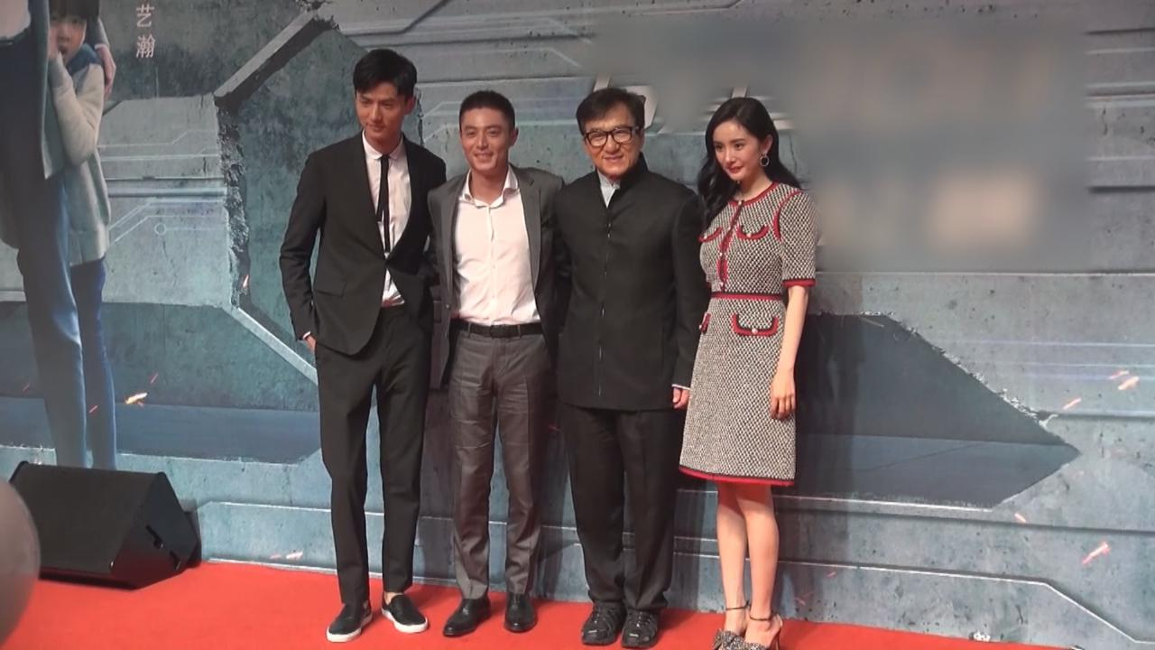 (國語)出席新戲北京首映禮 成龍透露任監製個中緣由
