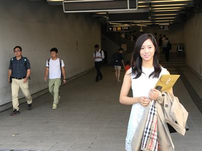 2017香港小姐競選第2次面試
