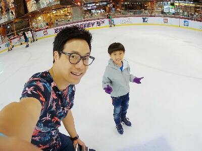 2017-06-27 章志文直播溜冰