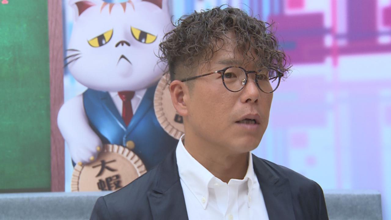 林曉峰再演經典電影角色 嘆無暇陪兒子放暑假