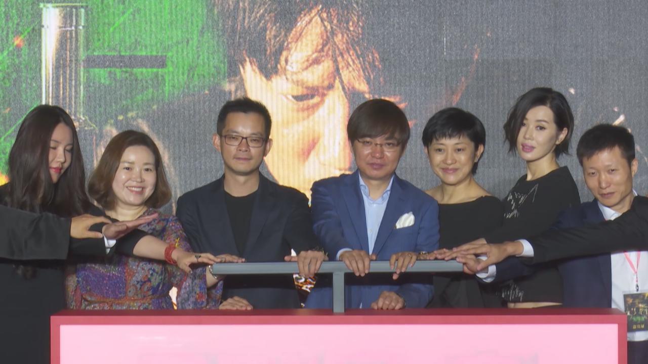 (國語)偕段奕宏上海宣傳新戲 余男爆起初兩人戲外零交流