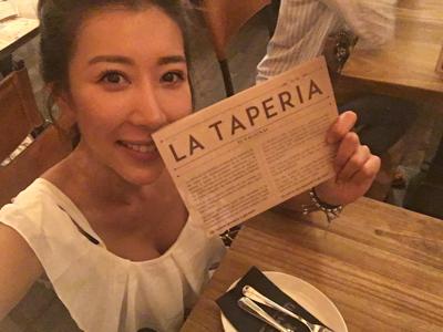 Last dinner in Barcelona
