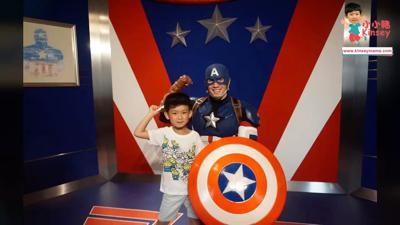 小小豬玩樂篇 - 迪士尼Marvel夏日超級英雄