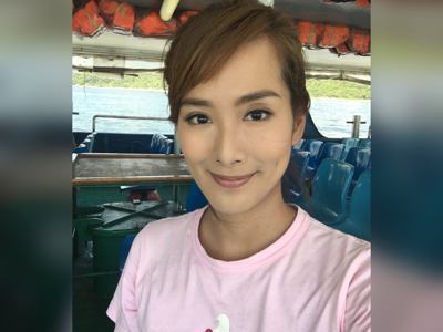 2017-06-29 幸美在船上直播