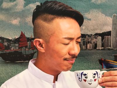張繼聰出席翠華電視廣告首播活動