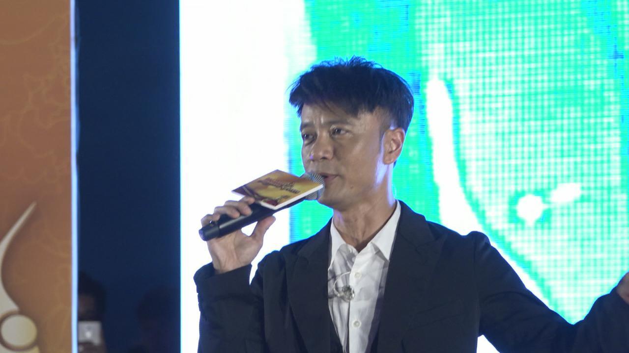 慶祝香港回歸20周年 一眾歌手靚聲助興