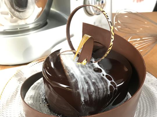 2017-07-01 Jeffery Koo的甜品時間