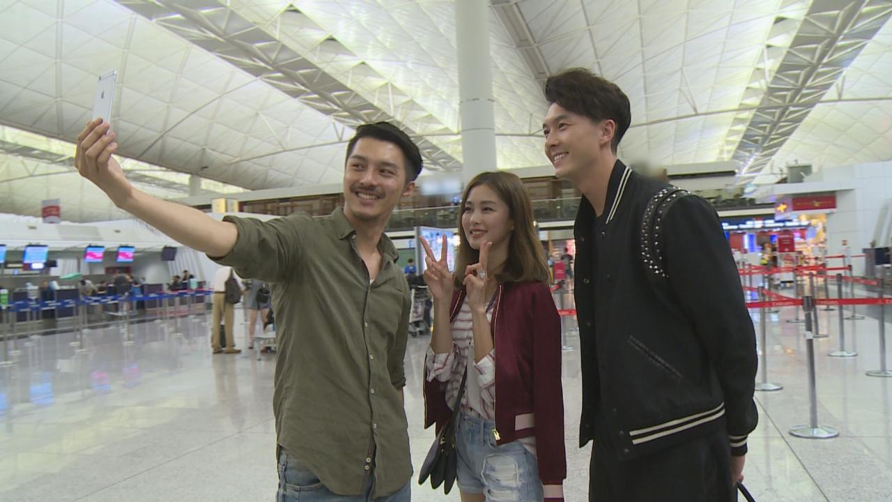 前往葡萄牙拍攝外景 王浩信最不捨女兒