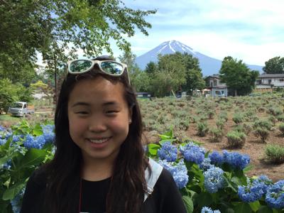 小廚神帶你去富士山下賞花