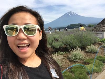 小廚神再live富士山