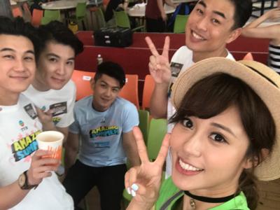 2017-07-03 林泳淘的直播