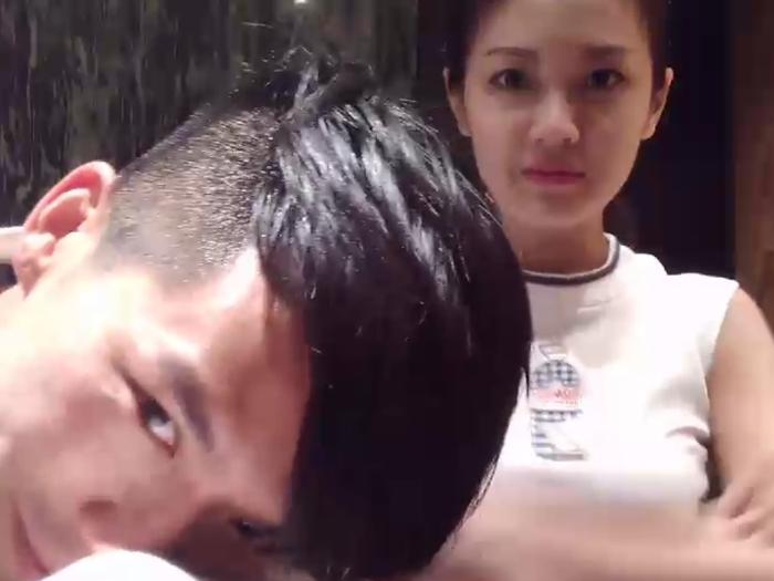 陳庭欣&許家傑 踩過界 的直播