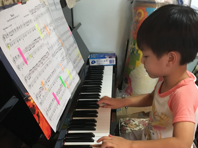 2017-07-04 何珀廉鋼琴直播
