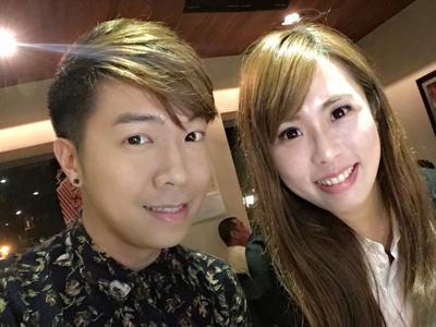 王鎮泉與台灣女生的串燒訪談