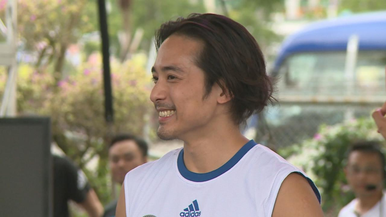 (國語)林德信參與籃球比賽 感慨難約朋友打球