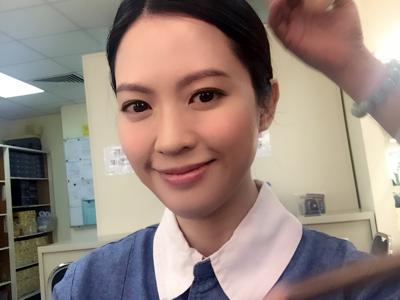 2017-07-07 潘冠霖的護士造型直播