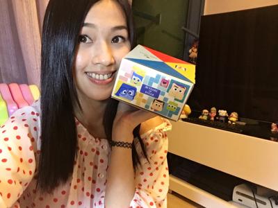 台灣暴龍媽媽的7-11迪士尼pixar瓷碗開箱