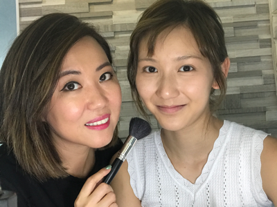祼妝及大熱色彩眼線妝教學