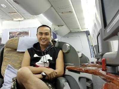 華航波音Boeing747 嘉駿的影片