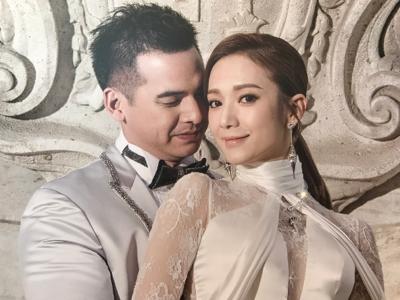 王君馨結婚part 2