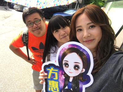 2017-07-12 朱晨麗的超時空男臣直播