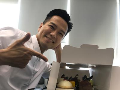 食蛋糕 (Albert)n