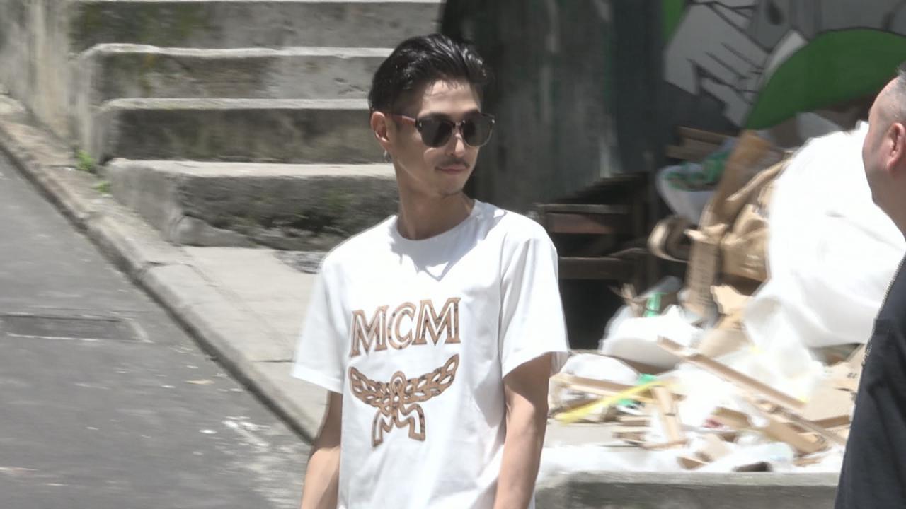 窪塚洋介訪港三日 電視城內留影感興奮