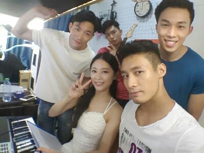 2017-07-14 happy live 周志康