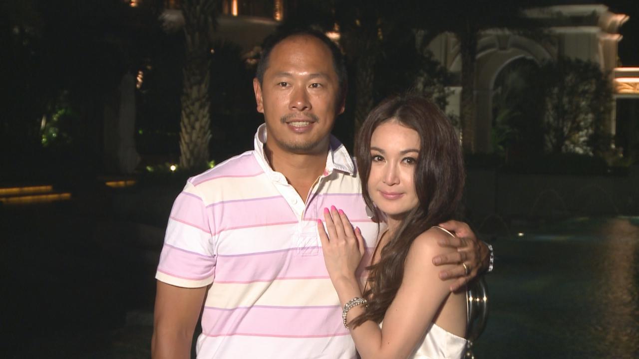 (國語)溫碧霞回應婚姻亮紅燈 與丈夫仍然互相關心