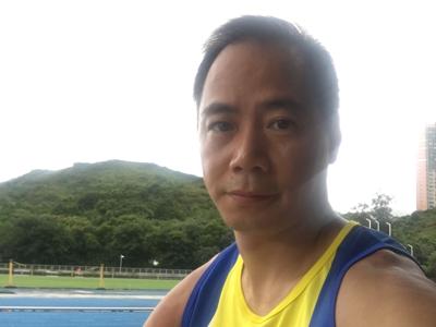 2017-07-15 崔錦棠 Tony 田徑訓練