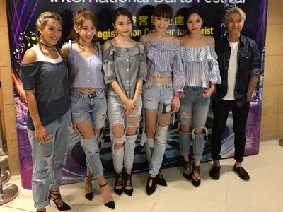 香港國際飛鏢節音樂會、陳柏宇、super girls.supper moment