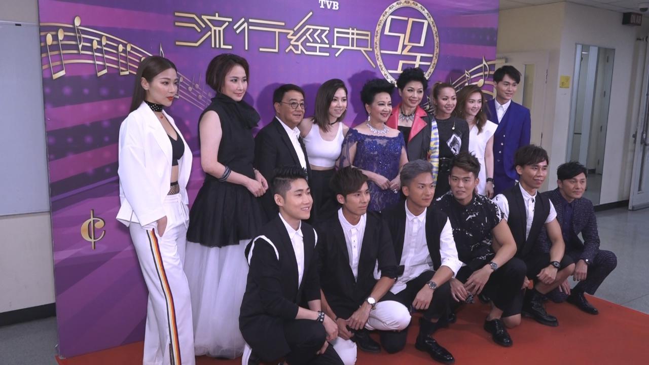 胡鴻鈞分享與鄧紫棋淵源 曾於校際歌唱比賽有一面之緣
