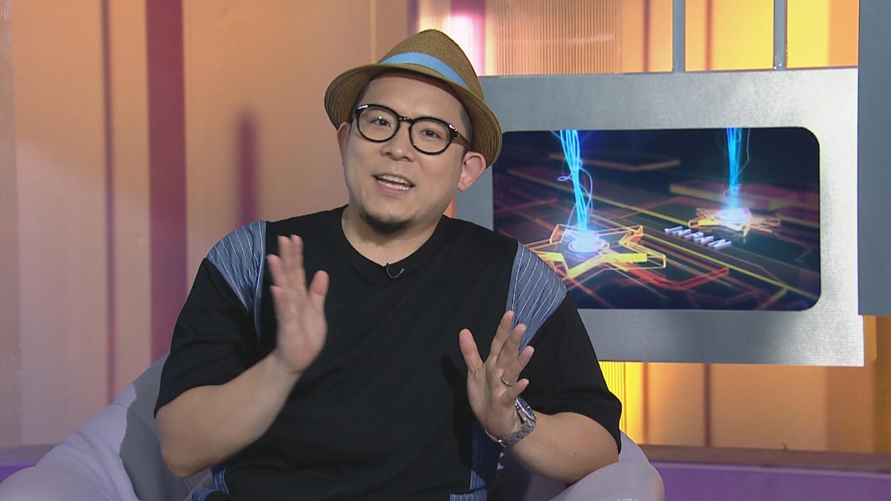 (國語)蘇打綠鼓手小威變身攝影師 分享香港開作品展緣由