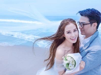 徐子淇結婚十週年photoshoot