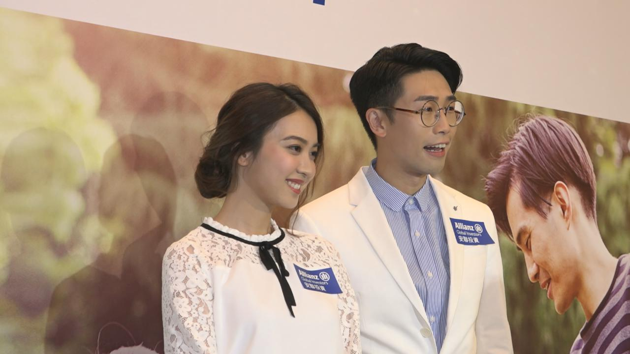 陸浩明計劃2018年後結婚 朱千雪對感情事順其自然