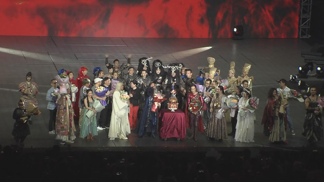 (國語)音樂劇內地巡演圓滿結束 天華獲台前幕後慶生