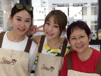 韓式唧花蛋糕GoGo&卓娜 workshop