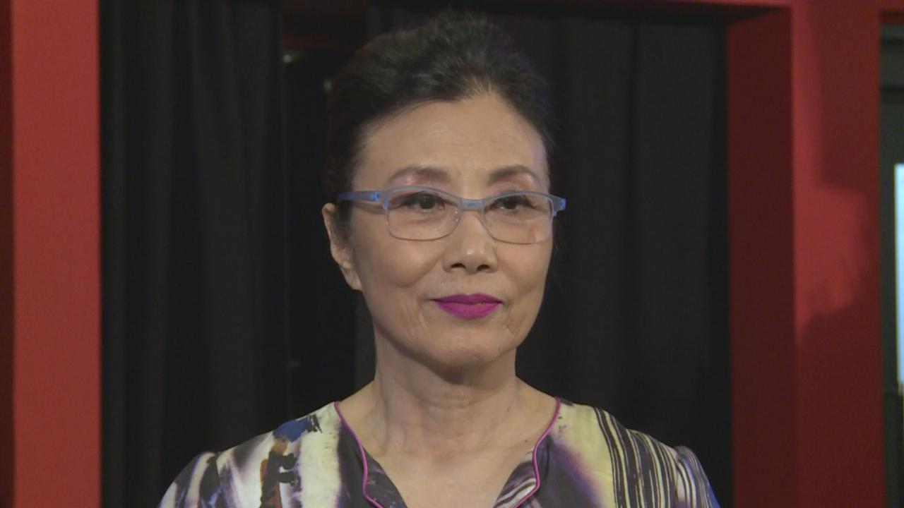 汪明荃連任八和會館主席 喜見培育粵劇新血有成績