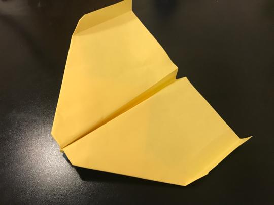 STEM Sir教你摺紙飛機