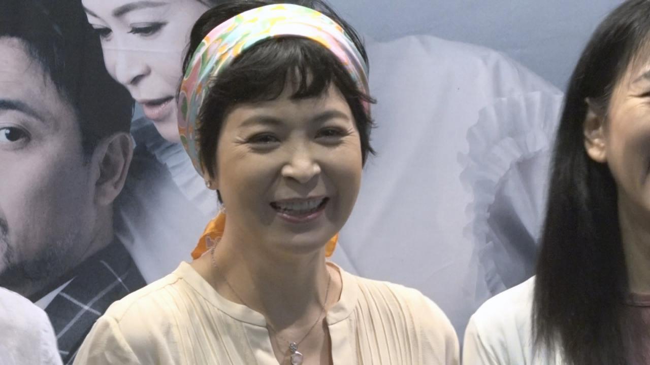 (國語)蘇玉華與潘燦良再演舞台劇 兩人將上演偷情戲份